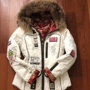 Authentic Bogner Women's Reversible Jacket